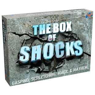 The Box of Shocks Board Game