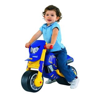 Molto Cross Ultimate Ride-On Blue Yellow
