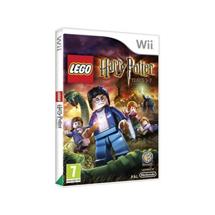 LEGO Harry Potter 2 Years 5-7 Wii