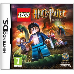 LEGO Harry Potter 2 Years 5-7 DS