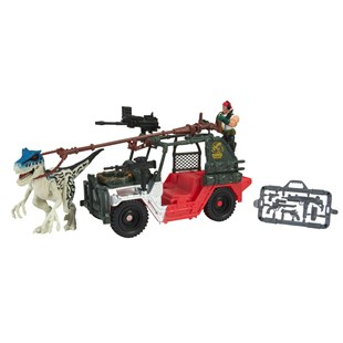 Dino Valley Capture Playset