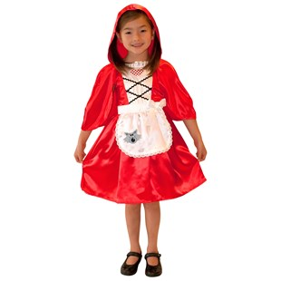 Little Red Riding Hood Medium Costume