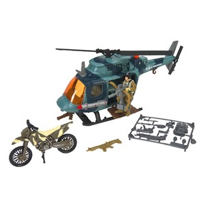 Soldier Force Patrol Vehicle Assortment