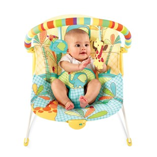 Bright Starts Sunnyside Safari Bouncer