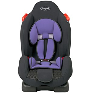 Dimples Premium Car Seat Group 1-2