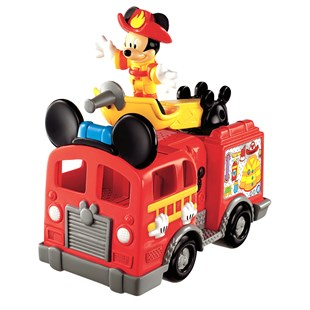 Mickey Mouse Silly Siren Fire Truck
