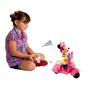 Disney Minnie Mouse Remote Control Scooter
