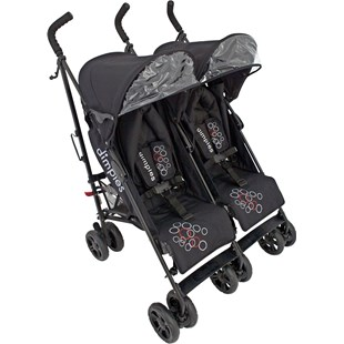 Dimples Amigos Twin Stroller