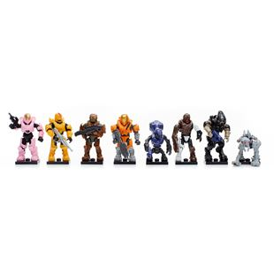 Halo Series 4, 5 and 6 Minifigures