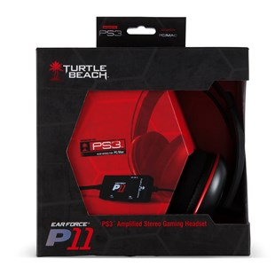 Turtle Beach Ear Force P11 Headphones
