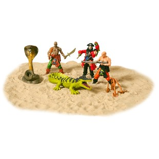 Pirate Figure Playset