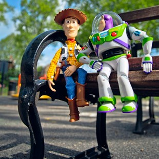 Toy Story Interactive Woody & Buzz