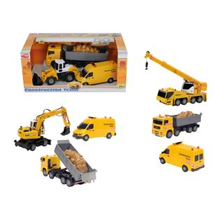 Construction Team Play Set
