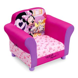 Minnie Mouse Deluxe Armchair