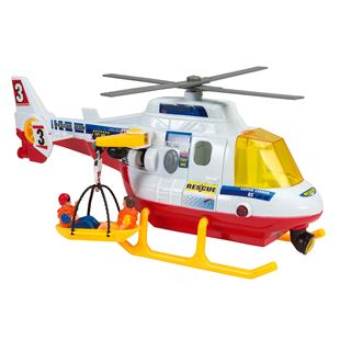 City Team Rescue Copter