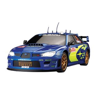 1:10 Subaru WRC - Assortment