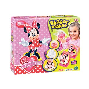Minnie Mouse Shaker Maker