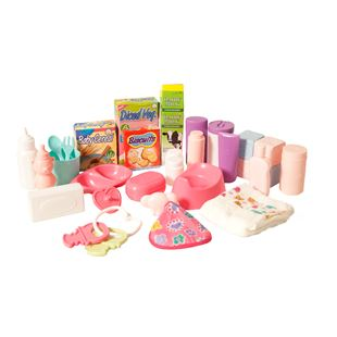 30 Pieces Doll's Accessories Pack