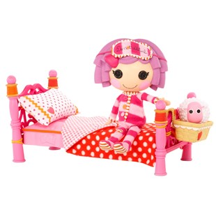 Lalaloopsy with Bed