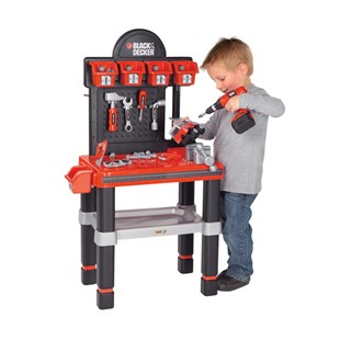 Black & Decker Toy Power Tool Workbench