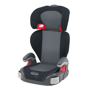 Graco Junior Maxi with Backseat Organiser
