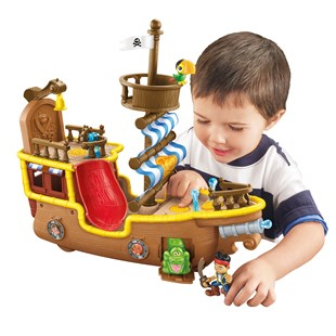Jake and the Never Land Musical Pirate Ship Bucky