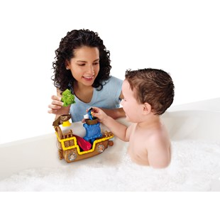 Jake and the Neverland Splashing Bucky Bath Toy