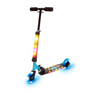 ALL Light Up Blue Scooter