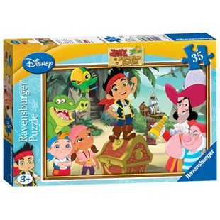 Jake & the Never Land Pirates 35pc Puzzle