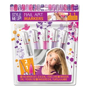 Style Me Up Perfect Nail Makers