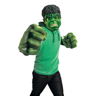Avengers Green Hulk Mask