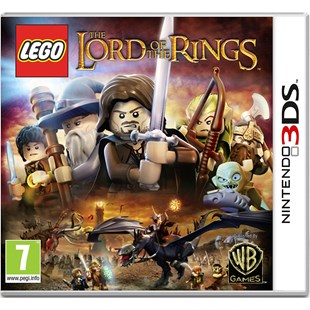 LEGO Lord of The Rings 3DS
