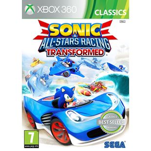 Sonic & Sega All Stars Racing Transformed X360