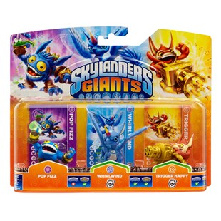 Skylander Giants: Triple Pack A
