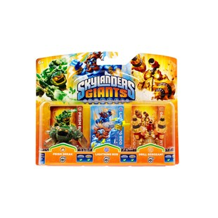 Skylander Giants: Triple Pack E