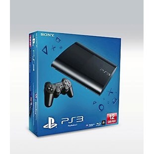 PlayStation 3 12GB Super Slim Console