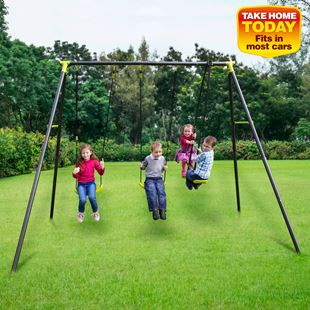 Soulet Apatou Swing Set