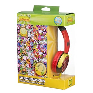 Moshi Monsters Headphone Red