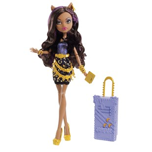 Monster High Scaris Deluxe Doll Clawdeen