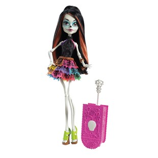 Monster High Scaris Deluxe Doll Skelita Calavar