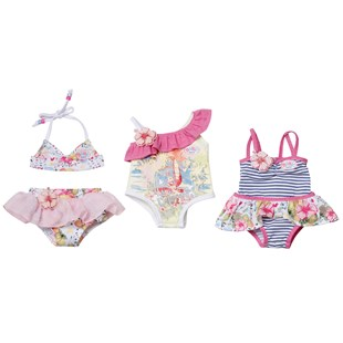 BABY Born Swim Wear Collection, 3 assorted
