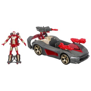 Iron Man 3 Connect Battle Vehicle