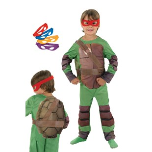 Turtles Deluxe Small Costume