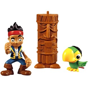 Jake and the Neverland Pirates 3 Figure Pack
