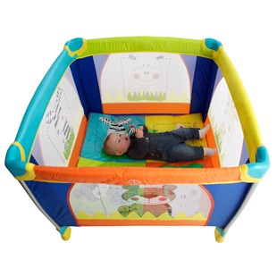 Babylo Jungle Pals Playpen