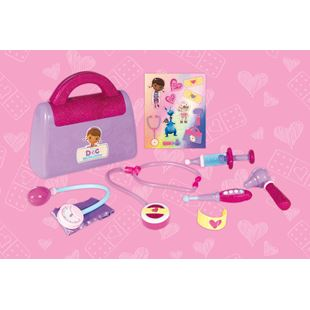 Doc McStuffins Doctor's Bag Playset