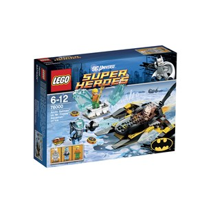 LEGO Super Heroes Arctic BatmanvsMr Freeze 76000