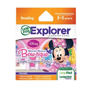 Disney Minnies Bowtique Explorer Game