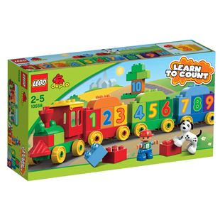 LEGO Duplo Number Train 10558