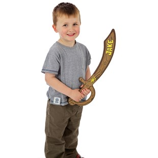 Jake and the Neverland Pirates Foam Sword